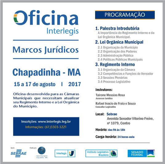 Chapadinha Interlegis