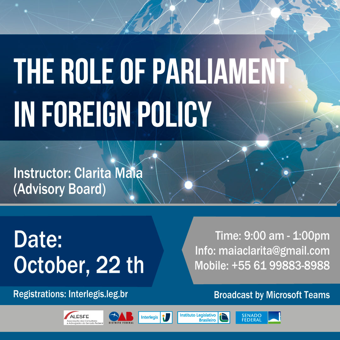 The Role of Parliament - Oct21