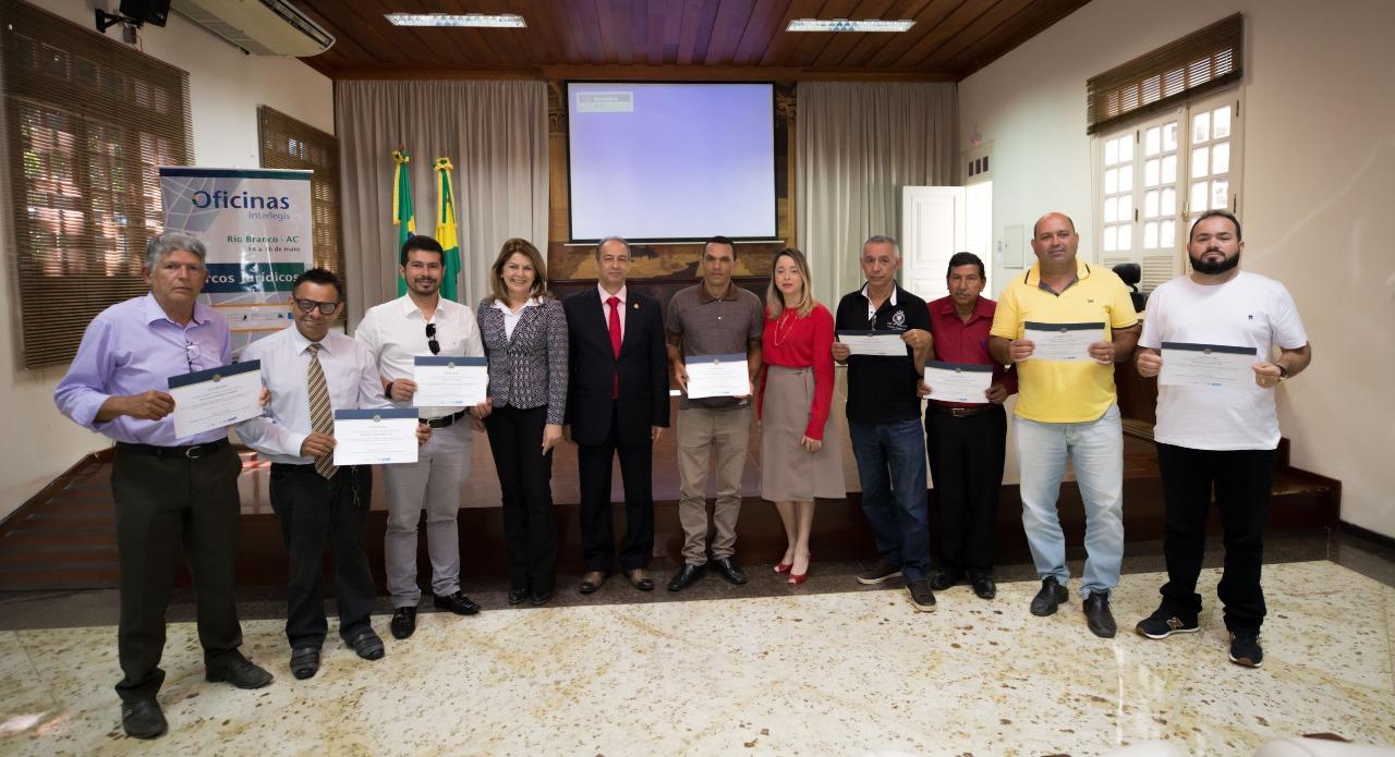 Oficina de Rio Branco MJ