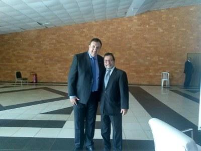 Presidente da União dos Vereadores do Brasil