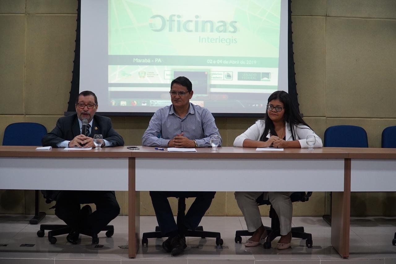 Visita Câmara Municipal de Marabá