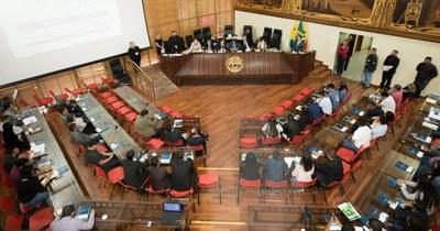Aleac sedia 1° Encontro Regional do Interlegis