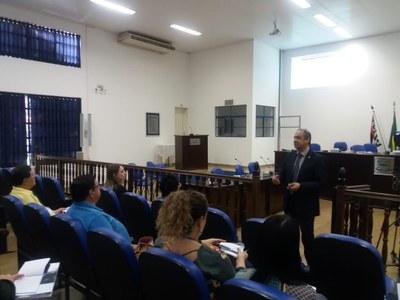 Oficina de Marcos Jurídicos em Buritama - SP