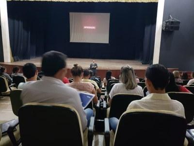 Cruzeiro do Sul - AC - Oficina de Comportamento e Imagem Pública (24/06/2019)