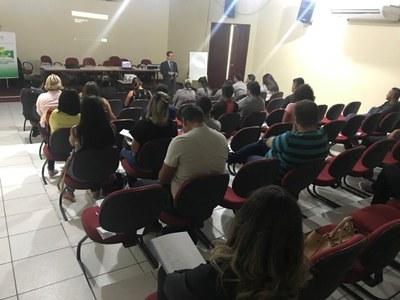 Cruzeiro do Sul - AC - Oficina de Comportamento e Imagem Pública - Encerramento (24/06/2019)