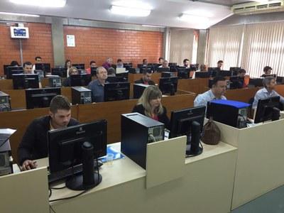 Jaraguá do Sul - SC, Oficina de SAPL 3.1, Articulação e Compilação de Textos (24/06/2019)