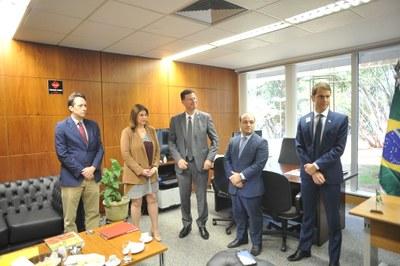 Acordo Cooperação SENADO-ILB E CGDF