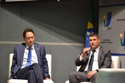 Seminário Internacional - Logística no contexto das Relações Institucionais, Governamentais e Internacionais. Oportunidades de Investimentos para o Brasil.