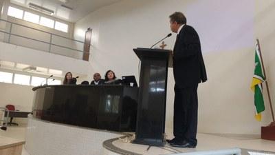 Helder Rebouças, diretor-executivo do ILB