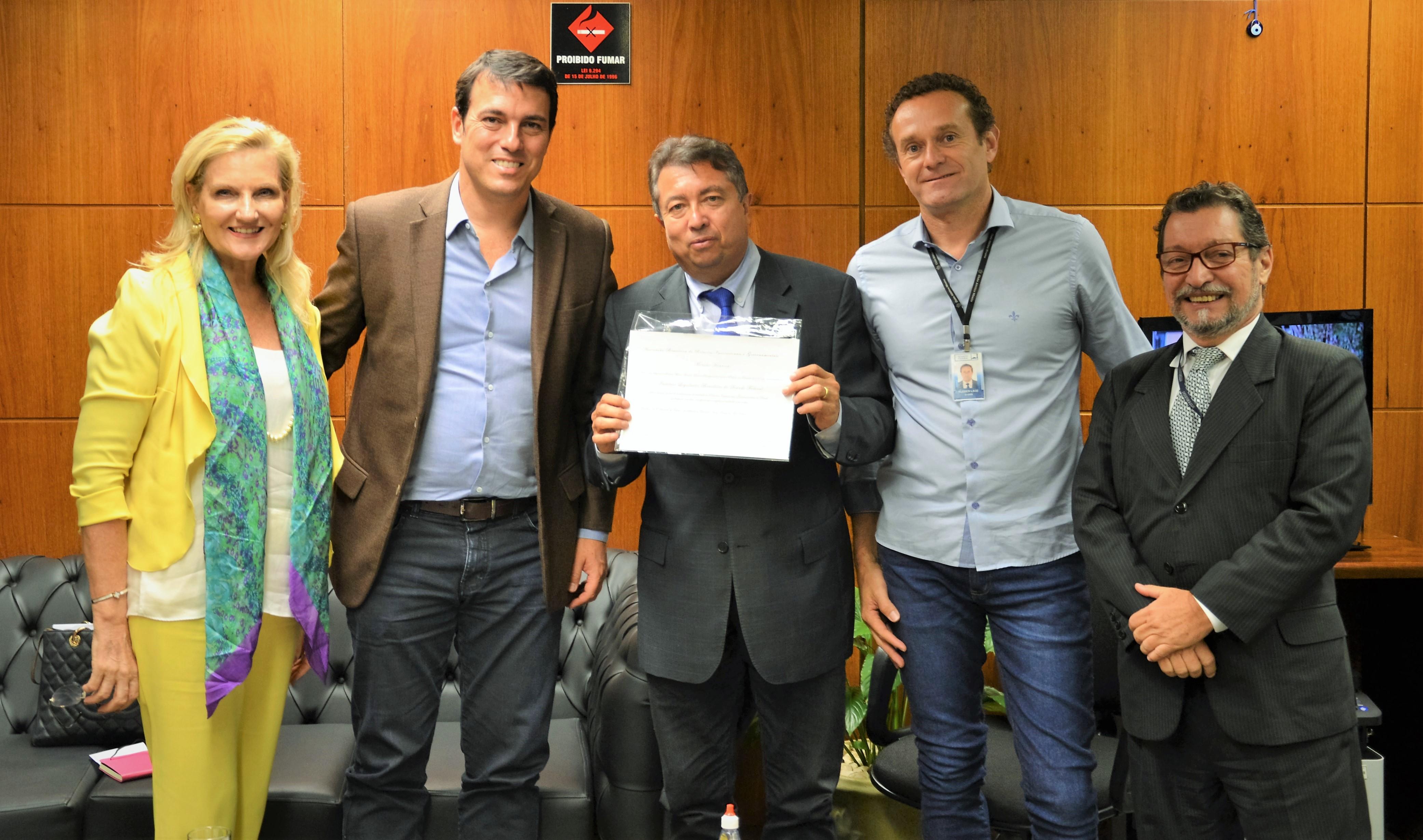 ILB recebe prêmio Marco Maciel
