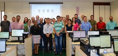 Oficina de Articulação e Compilação de Texto em Brasília