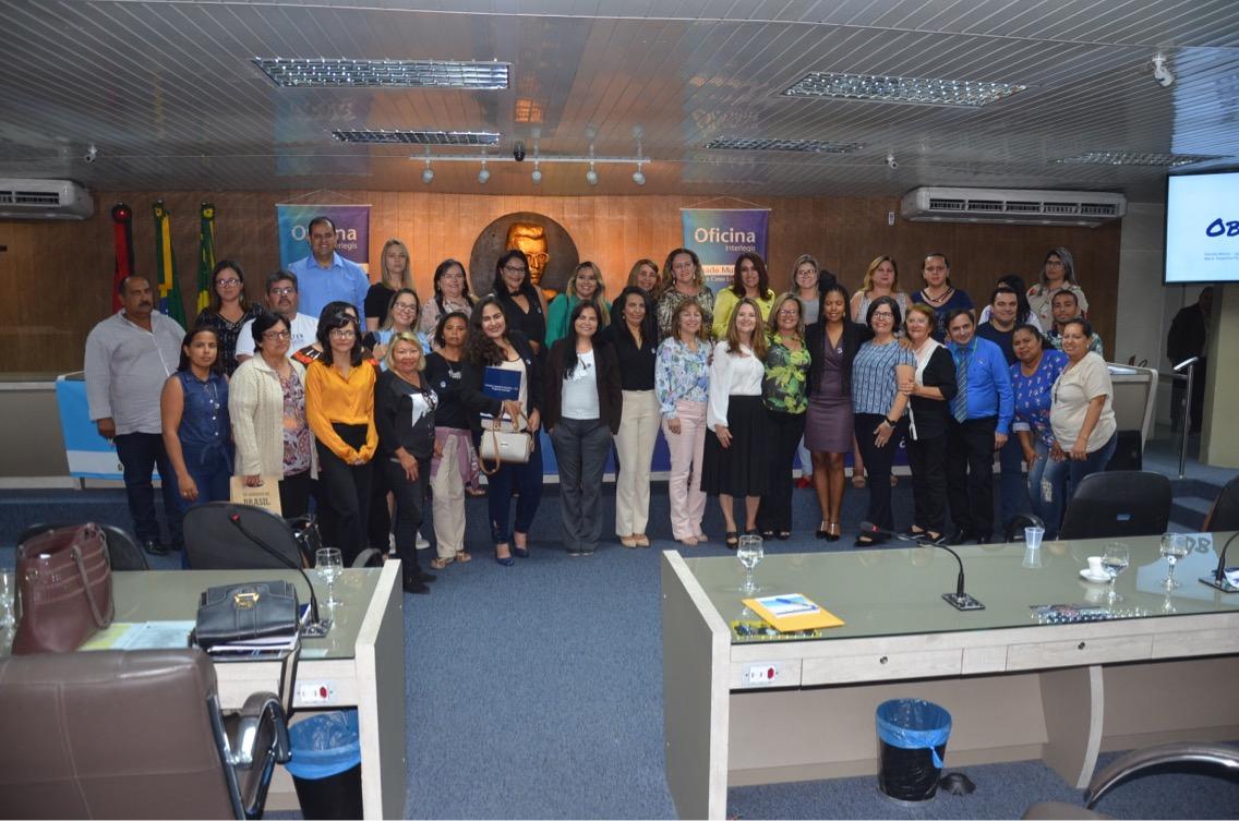 Oficina Senado Mulheres - Campina Grande (PB)