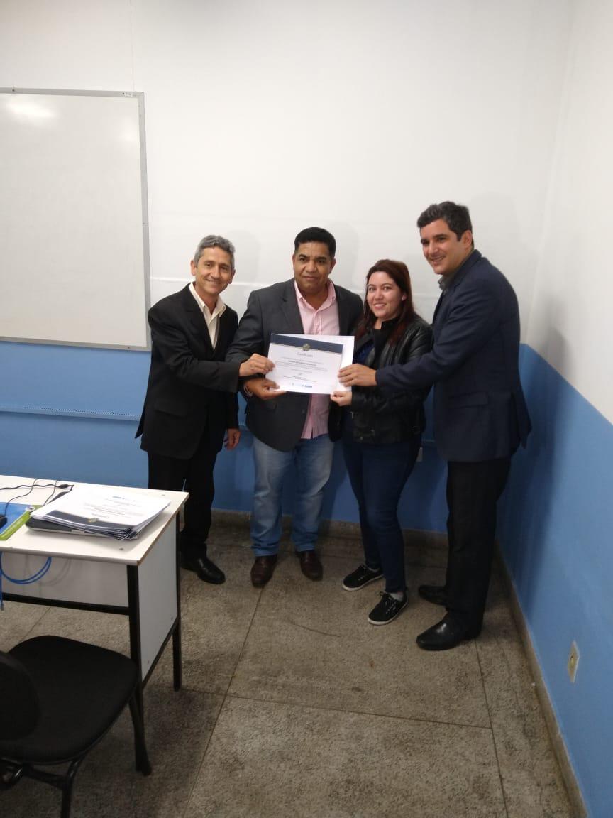 Encerramento da Oficina de Portal Modelo e SAPL 3.1 em Volta Redonda/RJ