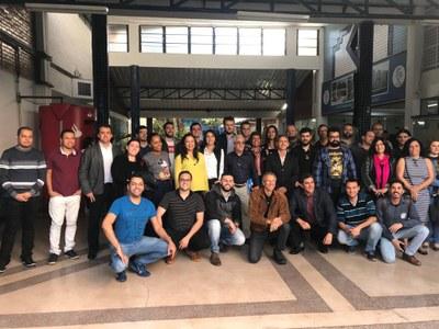 Volta Redonda - RJ, Oficina de SAPL e Portal Modelo (05 a 09/08/19)