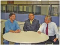 Câmara municipal maranhense adere ao programa Interlegis