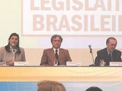 Produção Legislativa e Partidos Políticos são temas do 3º dia