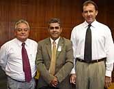 Interlegis recebe visita de presidente de câmara de Rondônia