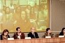 Videoconferência debate integração do menor