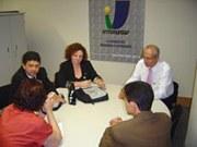 Presidente da Câmara de Sete Lagoas conhece os serviços e produtos do PPM
