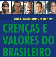 Pós graduação do Unilegis vai discutir crenças e valores brasileiros