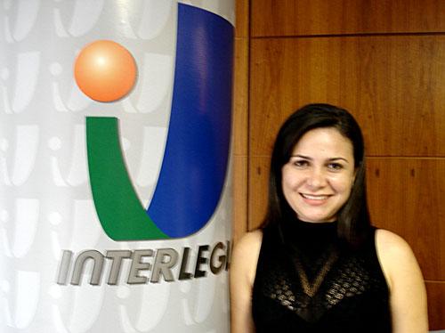 Programa Interlegis recebe presidenta da Câmara Municipal de Orós