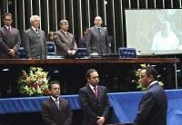Congresso Nacional homenageia o centenário de Oscar Niemeyer