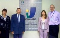 Câmara Municipal de Vila Flores (RS) visita o Interlegis