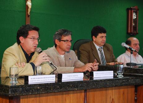 Câmara de Sete Lagoas (MG) apresenta resultados de convênio com o Interlegis