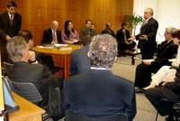 Vereadores debatem a PEC 20/08 no Espaço do Parlamentar