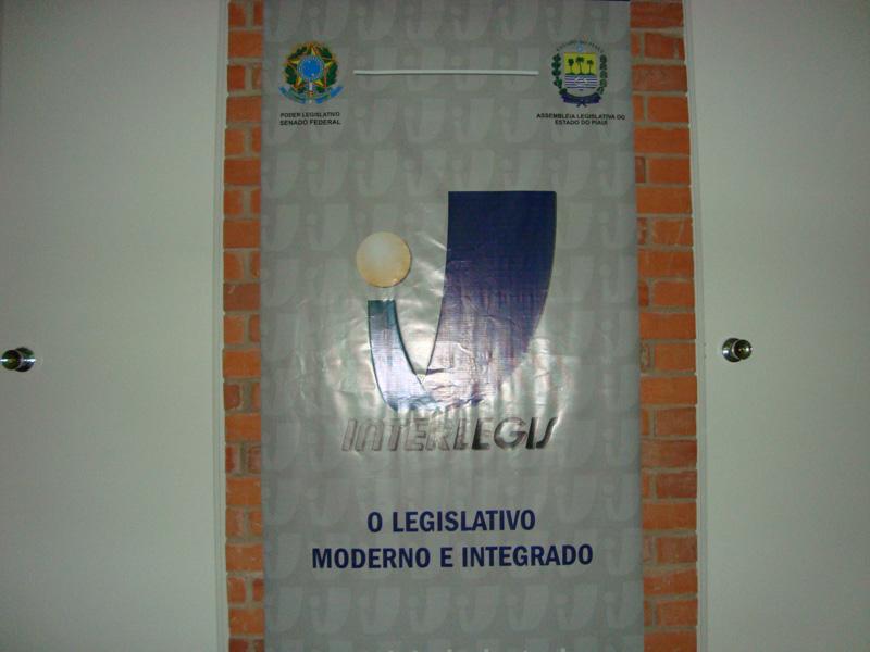 Assembléia do Piauí implanta o novo sistema de videoconferência do Interlegis