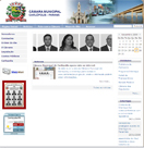 Câmara de Carlópolis/PR utiliza portal modelo