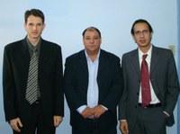 Legislativo Itaquiense recebe Interlegis