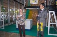 Interlegis faz entrega de donativos a associação de renais crônicos