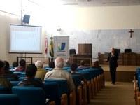 Encontro do Interlegis reúne vereadores da região em Pouso Alegre
