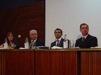 """Primeiro """"Encontro Legislativo"""" da história do PR é aberto"""