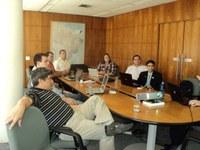 Representantes das assembléias participam de treinamento no Interlegis.