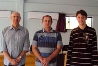 Diretor de Formação e Atendimento do Interlegis visita a CM de Nova Erechim, SC