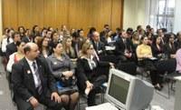 Interlegis recebe 58 formandos em Direito de Ariquemes, RO