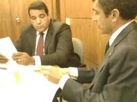 CM de Salvador acerta parceria com o Interlegis