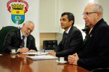 Interlegis assina parceria com a CM de Porto Alegre