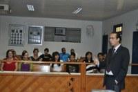 Interlegis faz diagnóstico na CM de São Mateus, ES