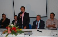 Câmaras Municipais de Bodocó, Ouricuri e Salgueiro, em Pernambuco, assinam adesão ao Interlegis no Encontro Regional de Araripina. Outras 19 enviarão os termos assinados pelo correio.