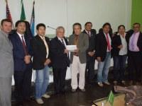 CM de Itacoatiara, no Amazonas, assina termo de adesão com o Interlegis II