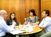 Escolas do Legislativo da AL de Minas Gerais e da CM de Campo Grande/MS recebem apoio do Interlegis