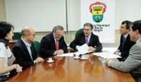 Câmara Municipal de Porto Alegre firma parceria com Interlegis para se modernizar