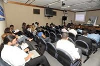 Oficina sobre Pesquisa de Informação Parlamentar reúne várias Câmaras na AL da Bahia -