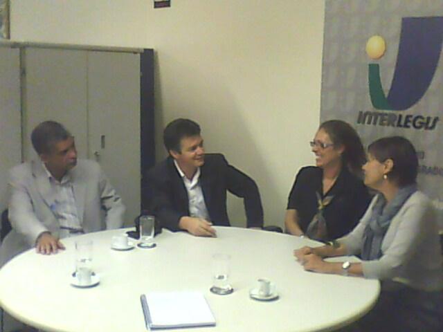 MODERNIZAÇÃO - CM de Vassouras/RJ estreita parceria com Interlegis