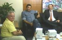 MODERNIZAÇÃO - CM de Afonso Cunha/MA reforça parceria com Interlegis