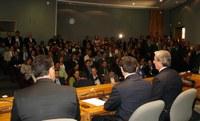 INSTITUCIONAL - Mais de 300 vereadores de Alagoas, Ceará e Pernambuco na sede do Interlegis