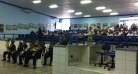 SENSIBILIZAÇÃO - Interlegis participa de Encontro em Brumado com 30 câmaras baianas